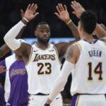 NBA – Les 4 grandes forces des Lakers pour dérouler jusqu'au titre