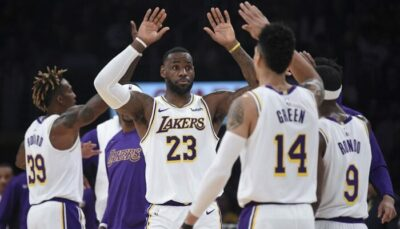 NBA – Le remplaçant de Danny Green aux Lakers déjà ciblé ?