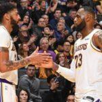 NBA – Les Lakers viseraient encore un joueur pour faire plaisir à Anthony Davis !