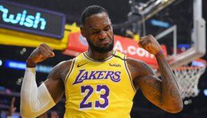 NBA – LeBron s'empare seul d'un record all-time dingue, sa réaction hypée !