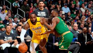 NBA – Fin de série cauchemar pour Kemba Walker face à LeBron James