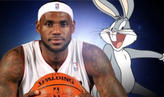 LeBron James Space Jam 2