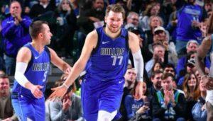 NBA – Luka Doncic comparé à une immense légende