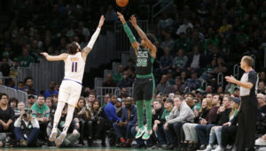 NBA – Record de franchise à trois points aux Celtics pour… Marcus Smart !