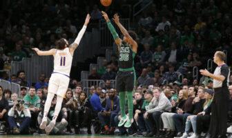 Record de franchise à trois points aux Celtics pour... Marcus Smart !