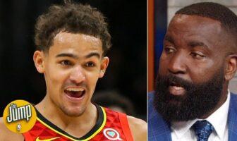 Kendrick Perkins veut éjecter Trae Young du All-Star Game