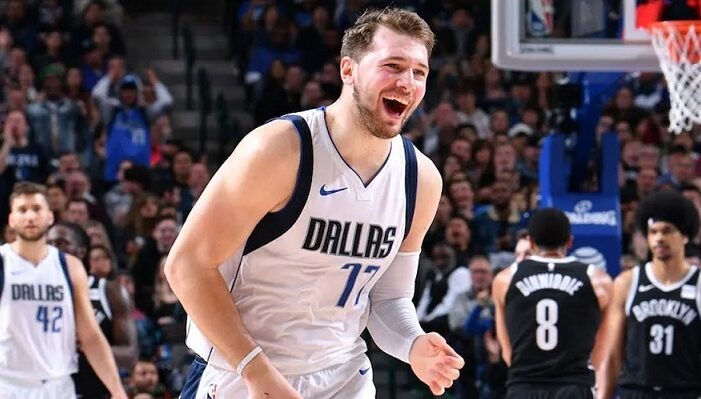 Run Luka Doncic contre Nets