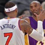 NBA – Melo dépasse Kobe et devient leader clutch du siècle !