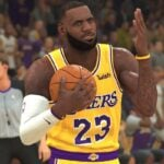 NBA – Updates des notes 2K21 : LeBron en baisse, 2 joueurs font… +6 !
