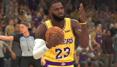 NBA – Update 2K21 : Maledon récompensé, les Lakers sanctionnés !