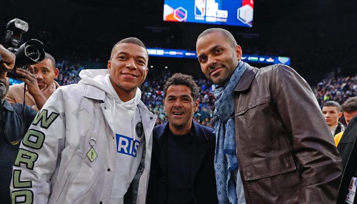 Match NBA à Paris résumé