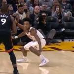 NBA – La séquence hilarante du « bug » de Collin Sexton