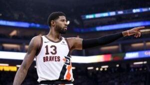 NBA – Paul George convoité par une étonnante franchise !