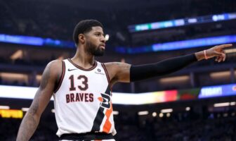 Paul George rejoint l'infirmerie des Clippers