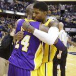 NBA – Paul George veut honorer Kobe Bryant à sa façon