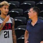 NBA – Le GM des Lakers donne un indice sur l'avenir de Kuzma !