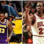 NBA – Jordan ou LeBron ? James Worthy choisit difficilement son GOAT