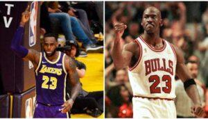 NBA – En perdant contre Kemba Walker, LeBron loupe un record… de Michael Jordan !