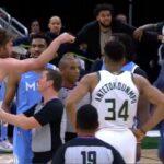 NBA – Postérisé par Jarrett Culver, Robin Lopez pète un câble !
