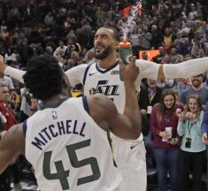 NBA – L'action cruciale de Rudy Gobert qui fait gagner le match au Jazz