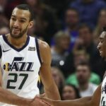 NBA – La tenue WTF de Rudy Gobert en interview fait le buzz !