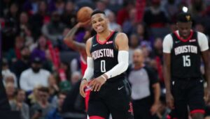 NBA – Russell Westbrook brise une (horrible) série all-time