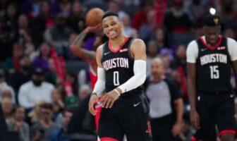 Westbrook rejoint LeBron et Oscar Robertson dans un club prestigieux