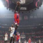 NBA – Career-high pour Sekou Doumbouya qui entre dans l'histoire des Pistons !