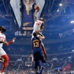 NBA – Sekou Doumbouya parle de son giga-poster sur Tristan Thompson