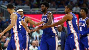 NBA – Le trade parfait entre 2 stars si ça explose à Philly