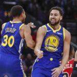 NBA – Le trio totalement dingue que les Warriors ont tenté il y a quelques semaines