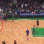 NBA – Steph Curry enchaîne d'incroyables tirs ultra-longue distance à Boston !