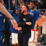 NBA – Steph Curry dévoile le maillot qu'il veut porter dans la bulle