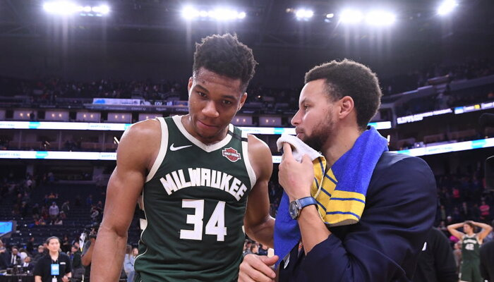 Steph Curry se justifie sur sa séquence virale avec Giannis