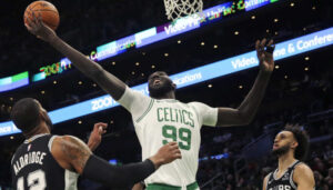 NBA – Les 2 domaines où Tacko Fall serait devenu un « monstre »