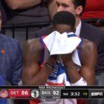 NBA – « Il shoote comme s'il avait le coronavirus »