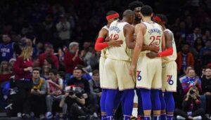 NBA – Les Sixers ont peut-être enfin trouvé le remède !