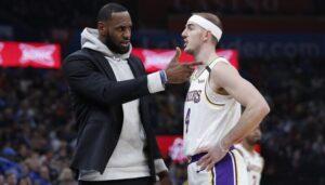NBA – Les deux Lakers qui pourraient partir cet été pour un gros chèque !