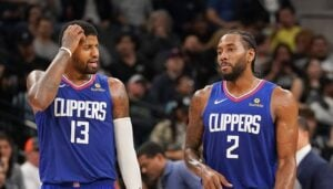 NBA – Paul George révèle le leader des Clippers, Kawhi snobé