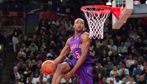NBA – La révélation de Vince Carter sur son mythique Dunk Contest en 2000