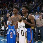 NBA – Les noms les plus longs de l'histoire de la ligue