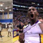 NBA/HS – Zaire Wade rend un hommage unique à Kobe Bryant