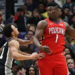 NBA – Zion réagit aux critiques faites sur son poids