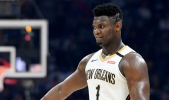 Le traitement très spécial des Pelicans pour Zion Williamson