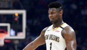 NBA – Le traitement très spécial des Pelicans pour Zion