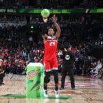 NBA – Buddy Hield remporte le concours à trois points… sur le dernier tir !