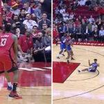 NBA – James Harden manque encore de respect à un joueur des Knicks