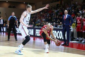 ABA League – Le Buducnost Podgorica est la nouvelle équipe de Kim Tillie !