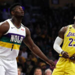 NBA – Le chiffre qui fait tiquer les fans entre LeBron James et Zion Williamson