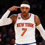 NBA – L'histoire cachée derrière la fameuse célébration de Carmelo Anthony